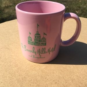 Other - The Beverly Hills Hotel and Bungalows Coffee Mug